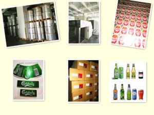 Beer Paper Label