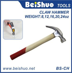 High Quality Carpenter′s Hammer with Wooden Handle pictures & photos