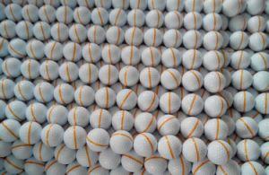 Rainbow Color Sponge Foam Golf Practice Ball Indoor, Golf Ball pictures & photos