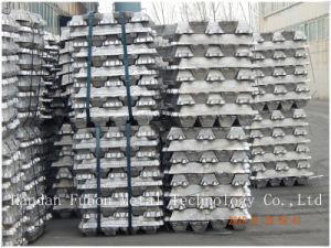 Silicon Aluminum Ingot for Steelmaking pictures & photos