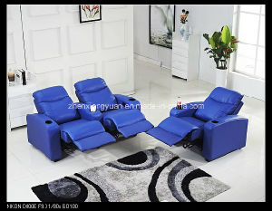 room home theatre seating moive chair top cow leather single chairs