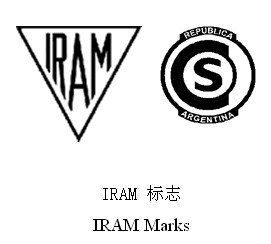 IRAM Approval Service for Argentine