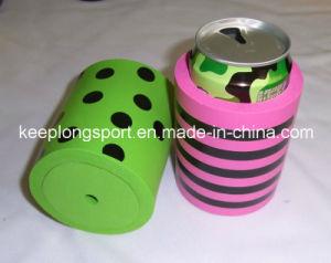 Insulated Neoprene Glued Bottom Can Cooler, Can&Bottle Cooler, Bottle Holder