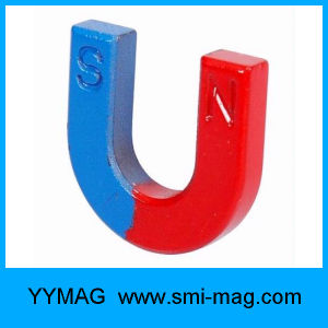 U Shape/ Bar Education AlNiCo Teaching Magnet pictures & photos