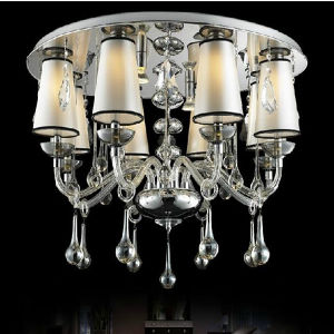 Modern Chandelier Crystal Ceiling Lamp for Home Decoration (GX-118-6) pictures & photos