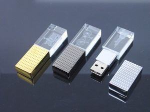 Beautiful Crystal USB Drives 8GB 16GB pictures & photos