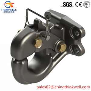 Heavy Duty 5ton Receiver Mount Pintle Hook pictures & photos