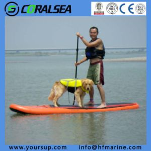 "PVC Drop Stitch Material Sup Board Airboard (swoosh 12′6"") pictures & photos"