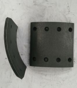Chinese Truck Steyr Brake Lining pictures & photos