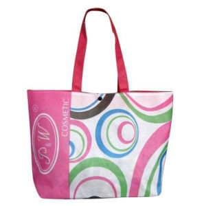 Premium Fashionable Non-Woven Bags for Garments (FLN-9058) pictures & photos