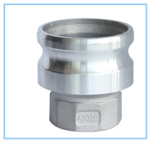 Aluminum Forged Reducer Type Camlock Quick Couplings pictures & photos