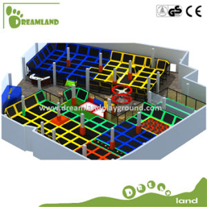 Trampoline Park Equipment for Indoor Trampoline Centers pictures & photos