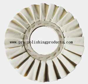 Airway Cotton Buffs Ventilated Cotton Buffs pictures & photos