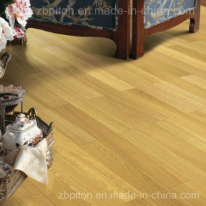Wood Grain Luxury Vinyl Tile Lvt pictures & photos