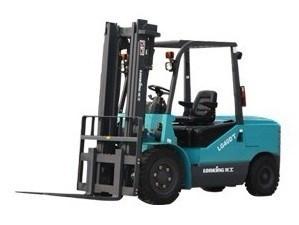 4 Ton Diesel Forklift (LG40DT)