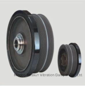 Torsional Vibration Damper / Crankshaft Pulley for BMW 11237805696 pictures & photos