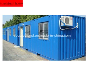 20FT Office Container House/Prefab Container House pictures & photos
