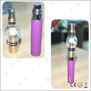 2013 New Arrive Wax Vaporizer, Epen Glass Globes Atomizer From Kyx