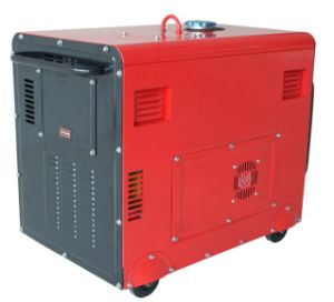 Open Type Air-Cooled Diesel Generator (2/3/5/6KW) pictures & photos