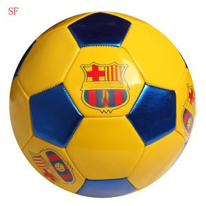 Stock Soccer Ball Football PVC Football Cheap Soccer Ball pictures & photos