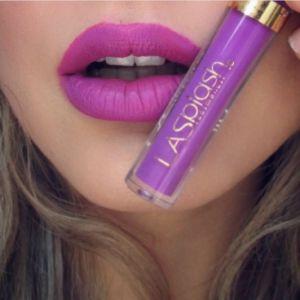 La Splash Lip Couture Waterproof Liquid Lipstick Newest Cool Style 14 Color Matte Lip Gloss pictures & photos