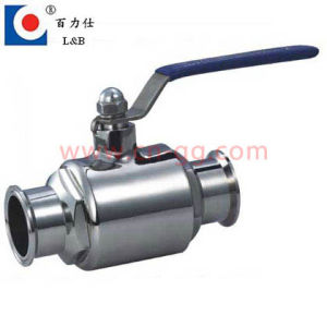 Food Grade Tri Clamp Ball Valve pictures & photos