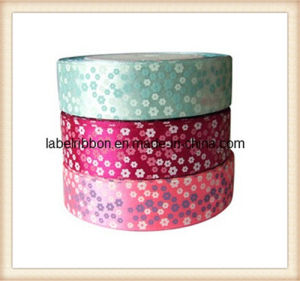 High Qualtity Printed Decoration Satin Ribbon (dB008#) pictures & photos