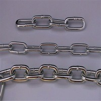 Galvanized Steel DIN764 Middle Link Chain pictures & photos