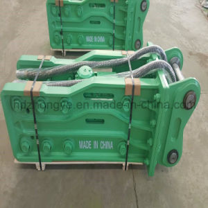 High Intensity Top Type Proffetional Hydraulic Breaker Hammer Used in Excavator pictures & photos