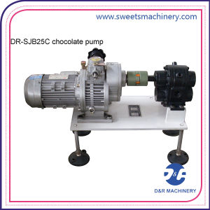 Water-Circulating Chocolate Machine Chocolate Dosing Feeding Pump pictures & photos