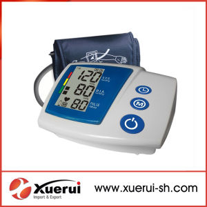 Upper Arm Automatic Blood Pressure Monitor with Ihb pictures & photos