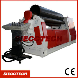 W12-30*3000 Hydraulic Plate Bending Roll Machine, 4 Rollers Plate Rolling Machine pictures & photos