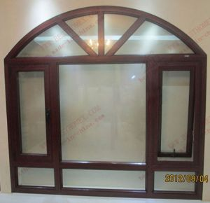 Aluminum Alloy Casement and Awning Window (BHA-CWP16) pictures & photos