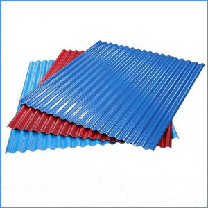 Guangzhou Supplier Steel Plated Roofing Sheet pictures & photos