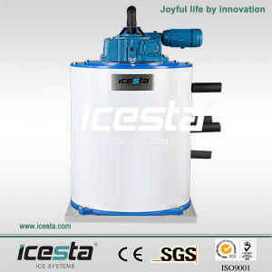 China Best CE Authorized Flake Ice Evaporator 1 Ton Daily pictures & photos