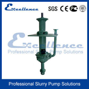 High Efficiency Dredging Vertical Sump Pump (EVS-4RV) pictures & photos