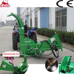 CE Approved Hydraulic Feeding Wood Chipper (BX42R, BX62R) pictures & photos