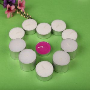 Wholesale 8g Cheap Mini Tealight Candles for Decor Party pictures & photos