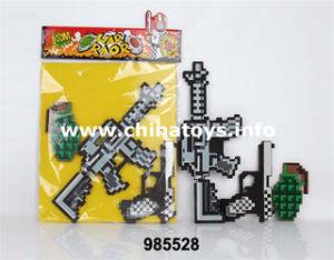 New Toy EVA Gun Set (985528) pictures & photos