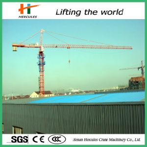 Construction Tower Crane of Qtz80 pictures & photos