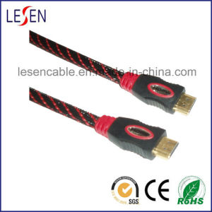 High-Speed HDMI Cable, Supports Ethernet, 3D, 4k and Audio Return pictures & photos