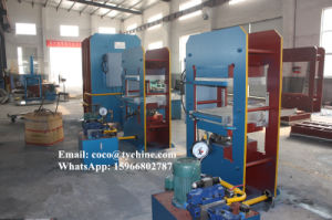 Rubber Vulcanizing Press Machine with CE ISO Certificate pictures & photos