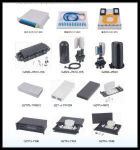 8 Cores Fiber Optic Patch Panel pictures & photos