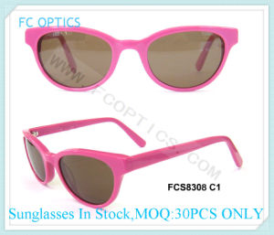 High Quality and Sale Cheap Price Acetate Sunglasses in Stock pictures & photos