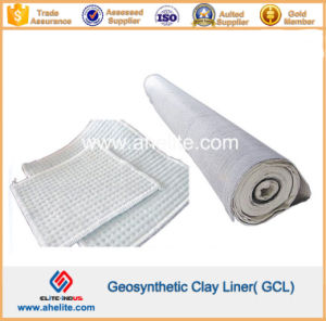Bentonite Water Stop Geosynthetic Clay Liner Gcl pictures & photos