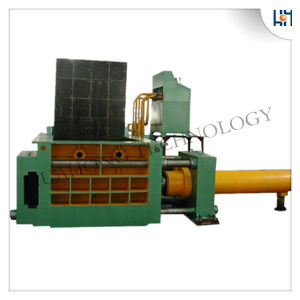 Hydraulic Metal Waste Baler Machine