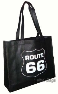 Grocery PP Non Woven Tote Shopping Bag for Promotion (HBNB-371) pictures & photos