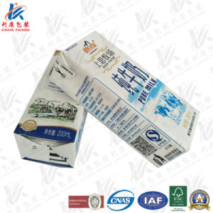 Liquid Food Aseptic Laminated Packaging Paper pictures & photos