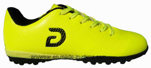 Indoor Footwear Football Soccer Futsal Shoes (816-8959) pictures & photos