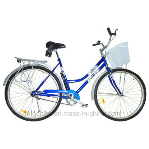 "Moldova & Russia Type City Bicycle 28"" Female Bike (FP-TRDB-049) pictures & photos"
